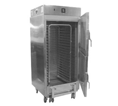 Carter-Hoffmann RTB201S 208 Roll-In Holding Cabinet w/ Reversible Doors, Stainless, 208/1 V