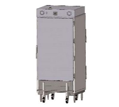 Carter-Hoffmann RTB202 208 Roll-In Holding Cabinet w/ Reversible Doors, 208/1 V