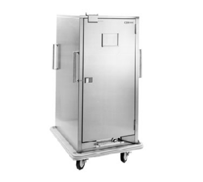Carter-Hoffmann ST1811 Full-Height Heated Transport Cart w/ Removable Slides, 13-Trays