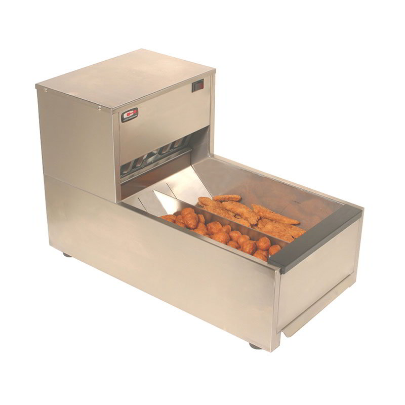 Carter-Hoffmann CNH14 Crisp-N-Hold Fried Food Station, 2 Sections, 120 V