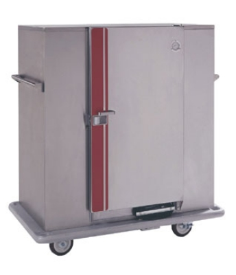 Carter-Hoffmann BB96 Heated Banquet Cabinet, (120) 10.5-in Plate Capacity, Stainless