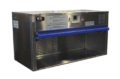 Carter-Hoffmann HP40 40-in Plate Warmer w/ Removable Grease Filters, Flip-Up Door