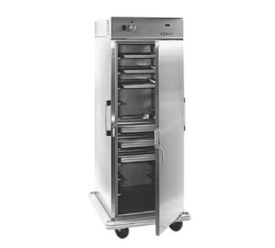 Carter-Hoffmann PH1835 Mobile Heated Cabinet w/ Adjustable Slides, 24-Pans, 6-in Casters