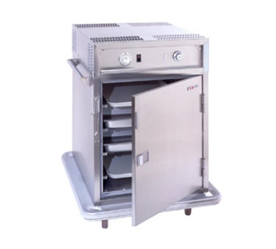 Carter-Hoffmann PH188 Mobile Heated Cabinet w/ HD Correctional Features, 12-Pan Capa