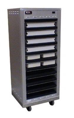 Carter-Hoffmann DF1818-10 Full Size Doorless Holding Cabinet, Holds (10) 18 x 18 i