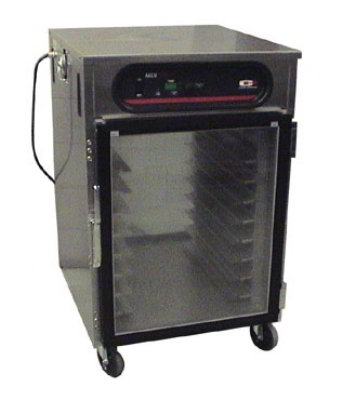 "Carter-Hoffmann HL4-8 Humidified Holding Proofer Cabinet - 1/2-Height, (8) 18x26"" Pan Capacity"