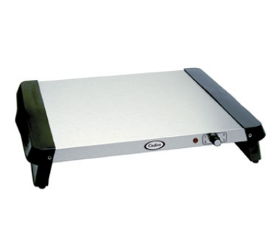 Cadco WT-5S Countertop Warming Tray w/ Stainless Steel Surface Warming, 12