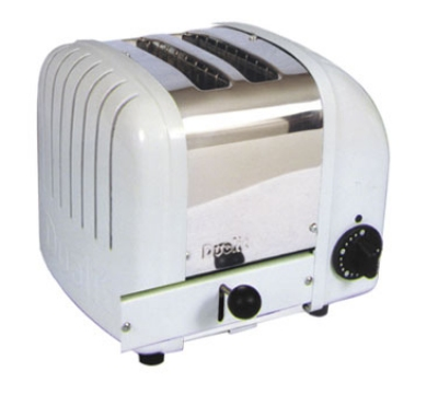 Cadco CTW2 Toaster, Pop-Up, 2 Slice Brea