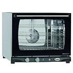 Cadco XAF133 Half-Size Countertop Convection Oven, 208-240v/1ph