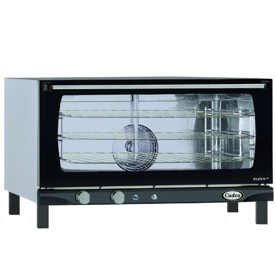 Cadco XAF183 Full-Size Countertop Convection Oven, 208/240v/1ph