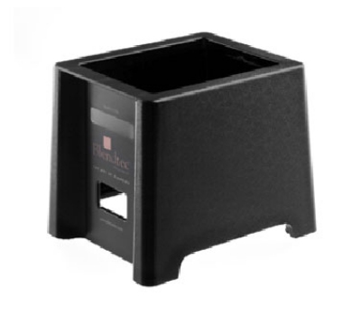 Blendtec STAND (BB2) Blender Stand, for SpaceSaver Models, 6 x 7 x 7.5-in, Black Plastic