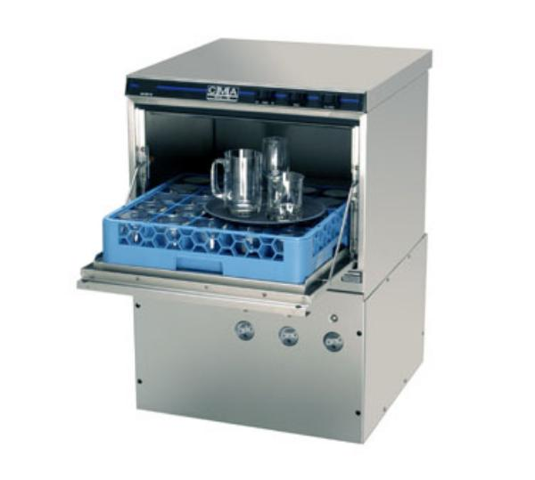 CMA GL-X Underbar Low Temp Glass Washer, Up to (1000) 2-1/2-in Glasses/Hr