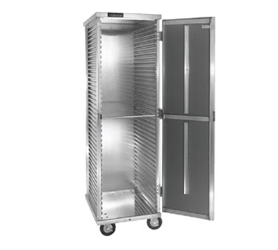 Cres Cor 100-1841D Mobile Transport Storage Cabinet w/ 40-Pan Capacity, Encl