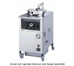 BKI ALF-F 2401 Large Volume Manual Fryer, Quick Disconnect Filter, 48-lb Oil Capacity, 240/1 V