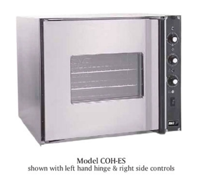 BKI COH-ES 2201 Half Size Electric Convection Oven - 220/1v