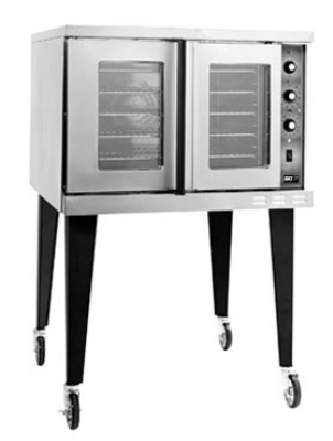 BKI COM-ES 2083 Full Size Electric Convection Oven - 208/3v