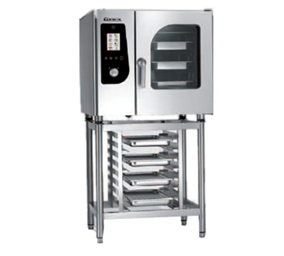 BKI HE061 Half-Size Combi-Oven, Boiler Based 208v/3ph