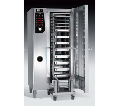 BKI PE201 Single Half-Size Combi-Oven, Boil