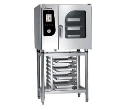 BKI TG061 Half-Size Combi-Oven, Boilerless, NG