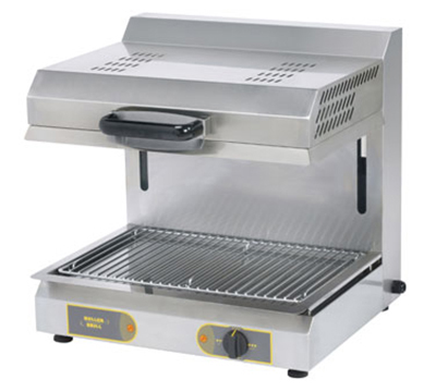 Equipex SEM-60VC 24-in Countertop Finishing Oven w/ Pull-Out Shelf, 1060-Degree, 208/240 V
