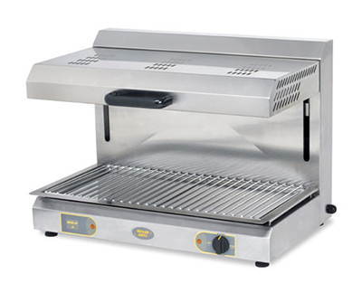 "Equipex SEM-80VC-3 32"" Electric Salamander Broiler, 208v/3ph"