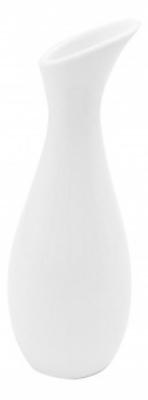 Mayfair 244 8.75-in Porcelain EU Bud Vase, White