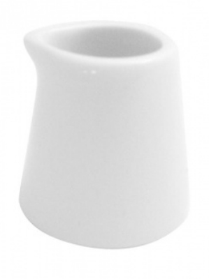 Mayfair 258 1-oz Porcelain Creamer, White