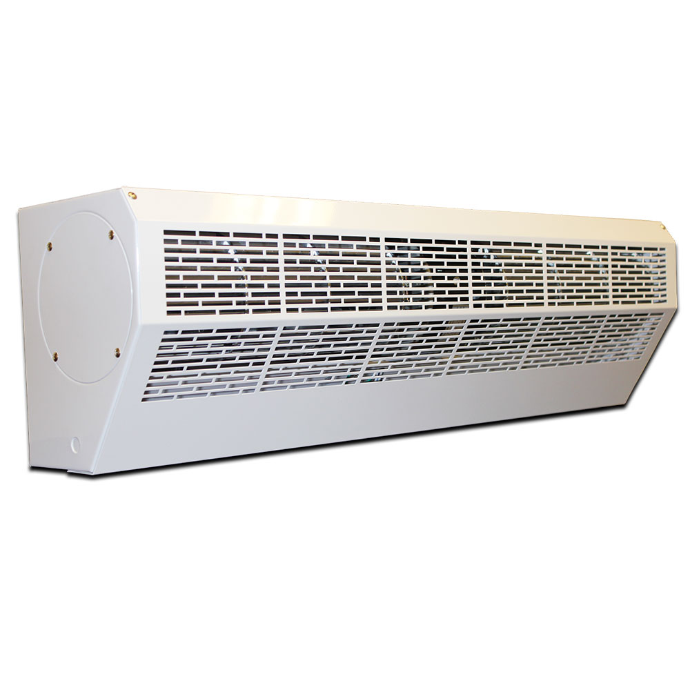 Curtron AP2361PC 36-in Air-Pro White Powder Coated Air Curtain