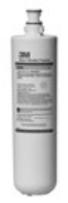 3M Water Filtration 5615101 HF20 Cartrdige, Reduces Cysts, Chlorine, Odor & Sediment, 0.5 Microns