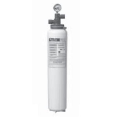 3M Water Filtration 5616402 BEV190 Filter System w/ Shut Off Valve, Removes Sediment, Chlorine Taste &