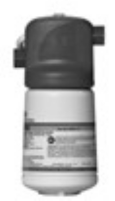 3M Water Filtration 6213801 BREW105 Valve In Head Filter System, Reduces Sediment, Chlo