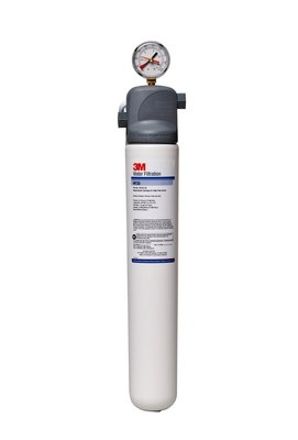 3M Water Filtration BEV135 BEV135 Filter System, Reduces Sediment, Chlorine & Odor, 1 Micron