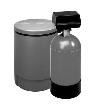 3M Water Filtration HWS100 HWS100 Hot Water Softener For Warewashing, Reduces H