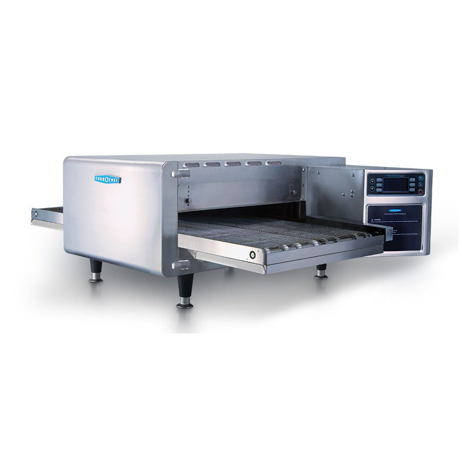 "Turbo Chef HHC2020 VNTLSS 48"" Countertop Impinger Conveyor Oven - Ventless - 208v/1ph"