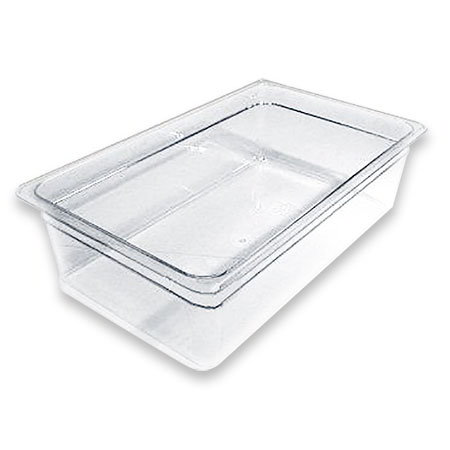 True 811111 Food Storage Pan, Full Size, 12-3/4 in x 20-7/8 in x 6 in