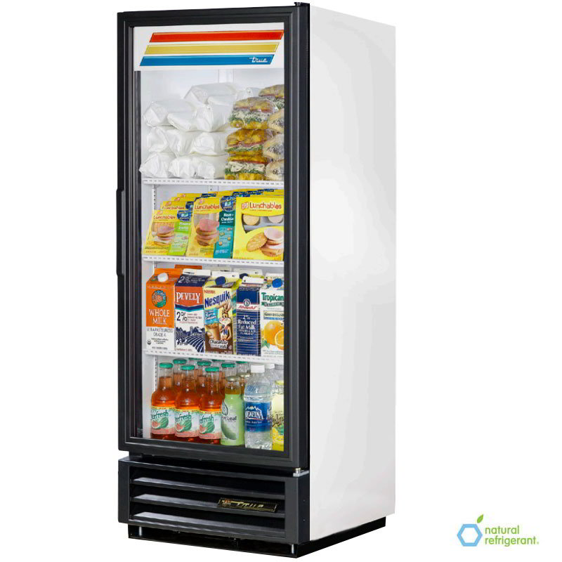 "True GDM-12-LD 25"" Refrigerated Merchan"