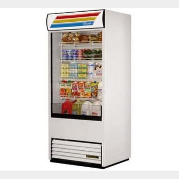 True TAC-36 Vertical Open Air Merchandiser 31.3-cu ft Restaurant Supply