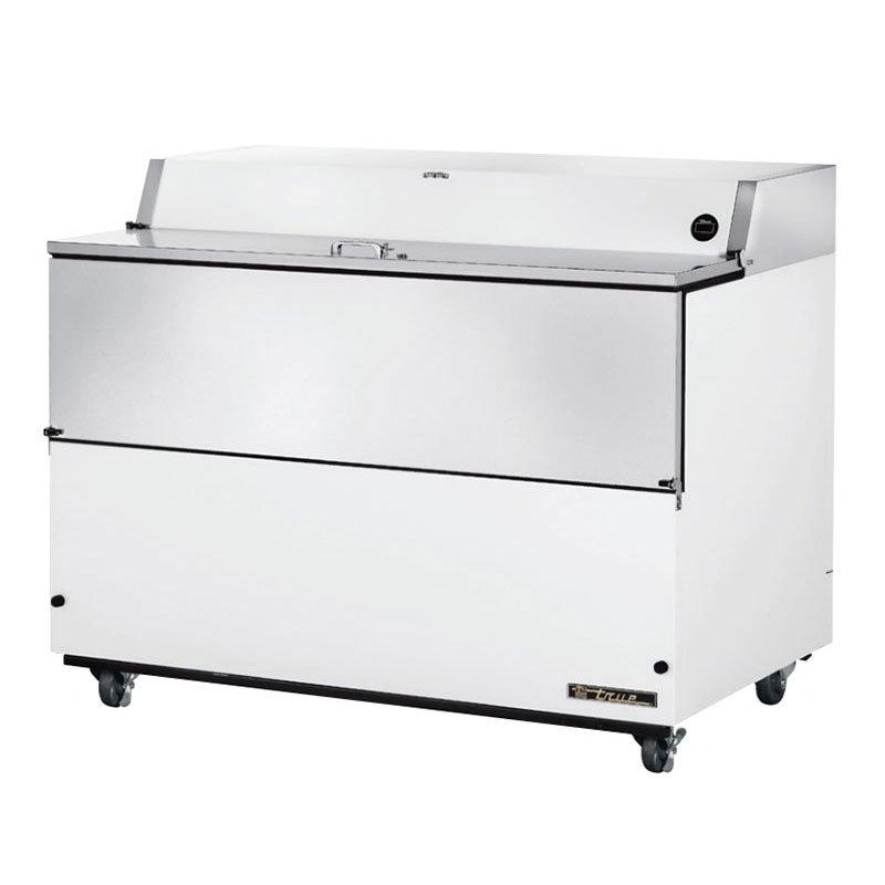 True TMC-58 16-Crate Milk Cooler - Side Lift Doors, 115v