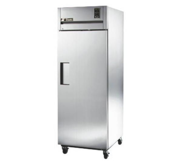 TRUE Refrigeration TR1R-1S Refrigerator Reach-In 1 Section/SS Door Energy Star 31 cu ft Restaurant Supply