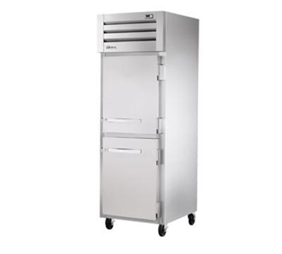 "True STG1H-2HS 28"" Reach-In Heated Cabinet - 2"