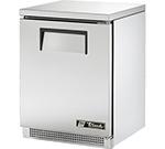 True TUC-24 6.5-cu ft Undercounter Refrigerator w/ (1) Section & (1) Door, 115v