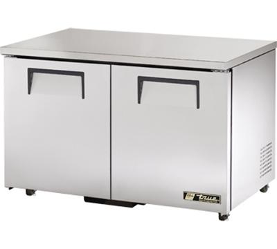 True TUC-48-ADA 12-cu ft Undercounter Refrigerator w/ (2) Sections & (2) Doors, 115v