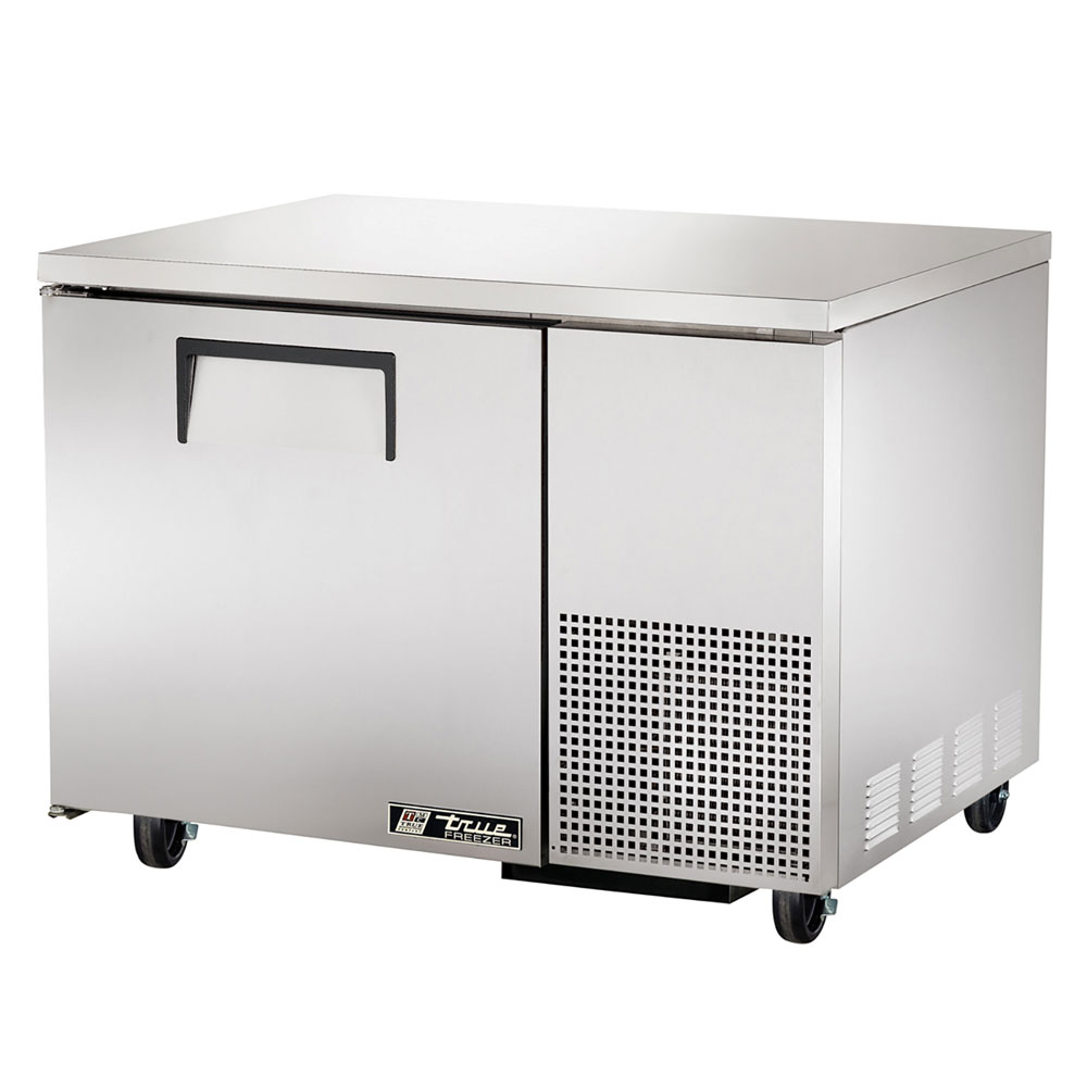 True TUC-44F 11.4-cu ft Undercounter Freezer w/ (1) Section & (1) Door,