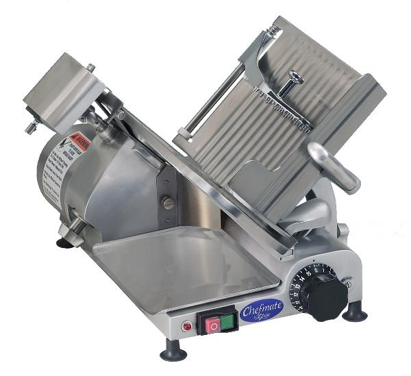 Globe GC510 Chefmate Heavy Duty Compact Slicer - 10 in