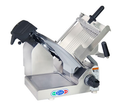 Globe 3600N-22060 Manual Slicer w/ 13-in Steel Alloy Knife Blade & Touchpad Controls, Stainless