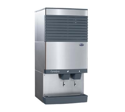 FOLLETT 110CT425A-L 425-lb Nugget Ice & Water Dispenser w/ 90-lb Bin, Air Cooled, 115v