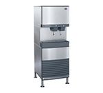 FOLLETT 110FB425A-L 425-lb Nugget Ice & Water Dispenser w/ 90-lb Bin, Air Cooled, 115v