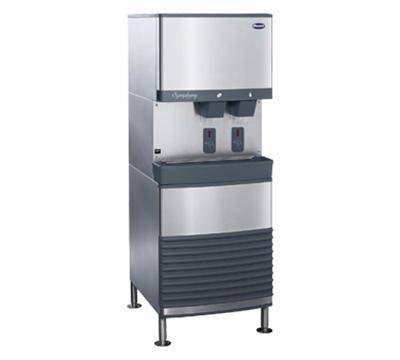 FOLLETT 110FB425A-S Floor Model Nugget Ice Dispenser w/ 90-lb Storage - Cup Fill, 115v