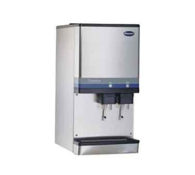 FOLLETT 12CI400A-L Air-Cool Countertop Ice & Water Dispenser w/ 400-lb Per 24 Hour, 12-lb Bin