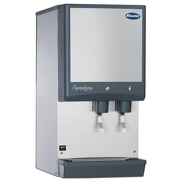 FOLLETT 12CI425A-L 425-lb Nugget Ice & Water Disp